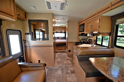 Class C Motorhome Interiors : Class C Motorhome Interior Pictures To Pin On Pinterest