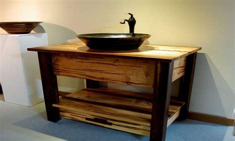 cheap but furniture rustic bathroom vanity with vessel sink vanities for small bathrooms