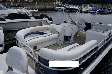 Deck Boats For Sale Myrtle Beach by Used Hurricane Boats For Sale 4 Boats
