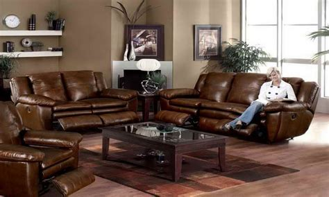 brown leather sectional living room ideas bedroom furniture and decor brown leather sofa living