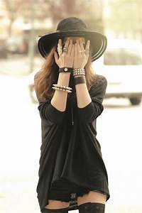 rock fashion, clothes, outfit, beautiful, girl, photo ...