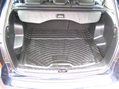 Rubber Boot Liner For Freelander 2 by Land Rover Freelander 2 Rubber Boot Load Liner Dog Mat