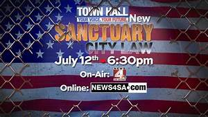 Roundtable discussion: Sanctuary cities law in Texas   WOAI