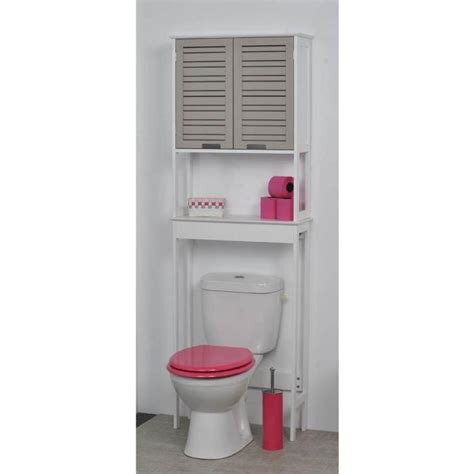 meuble toilette pas cher