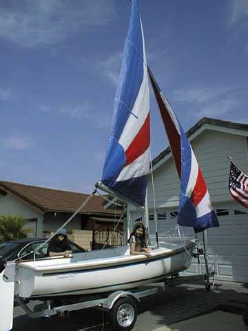 Boats For Sale Mission Texas by 2000 Capri 14 2 Sailboat For Sale