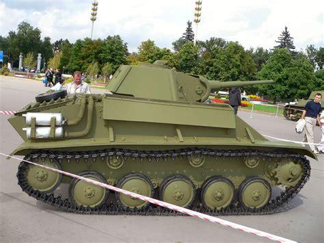T70 Light Tank Walk Around Page 1