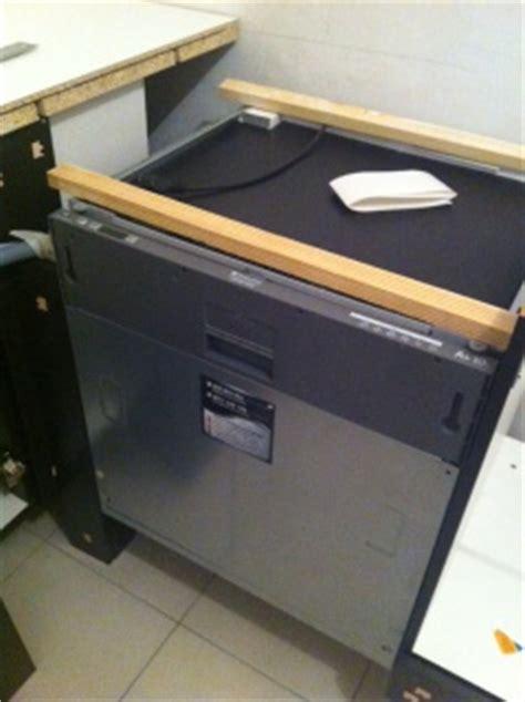 probleme pose cuisine ixina lave vaisselle 11 messages