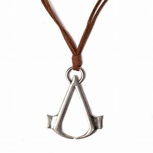 Official Assassin's Creed - Necklace W/ Logo: Buy Online ...