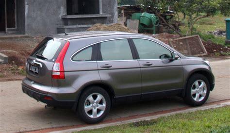 2007 Honda Cr-v Ex-l 4wd In Nighthawk Black Pearl