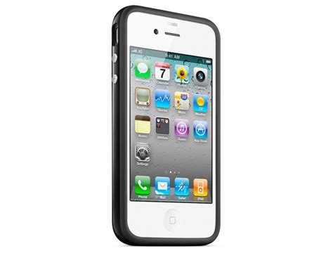 review apple iphone 4 bumper macworld