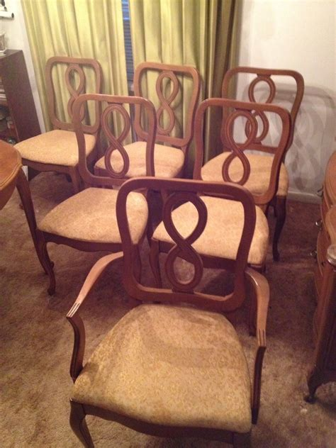 lenoir broyhill dining set with pics 4319 wondering what