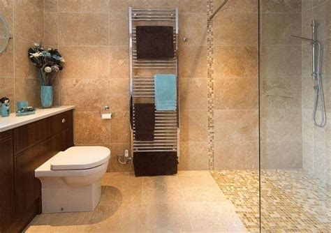 40 Beige And Brown Bathroom Tiles Ideas And Pictures