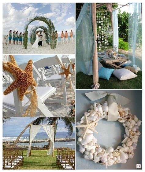 decoration mariage mer salle exterieur mariage