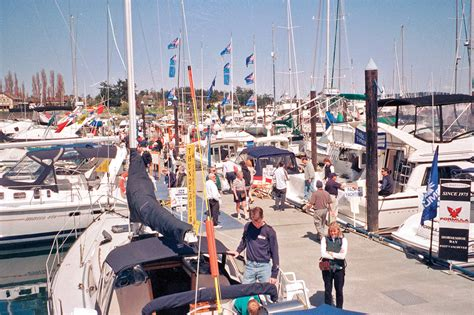 Victoria Floating Boat Show by Bc Boat Show Sails Back To Sidney Victoria News