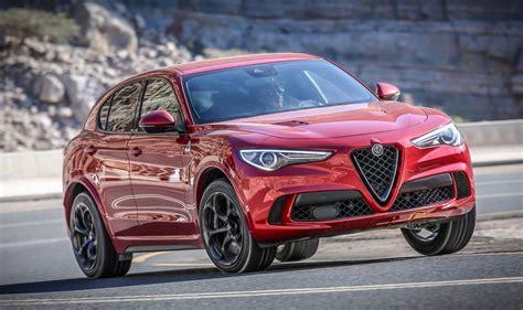 2018 Alfa Romeo Stelvio Quadrifoglio Priced At $81,590