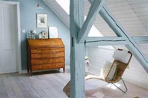 Graue Wandfarbe Mischen : wandfarbe blau grau anna von mangoldt ~ Markanthonyermac.com Haus und Dekorationen
