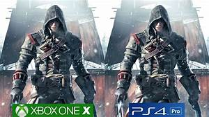 Assassin's Creed Rogue Remastered - PS4 Pro vs Xbox One X ...