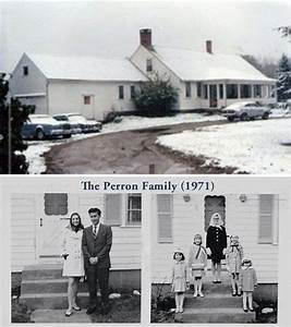 The movie the Conjuring was based on the family Perron's ...