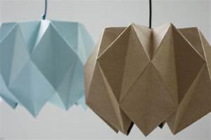 Lampenschirm Basteln Einfach : origami lampenschirm anleitung f r bastler ~ Markanthonyermac.com Haus und Dekorationen