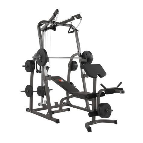 Hammer Weight Bench Solid Xp With 76 Kg Dumbbell Set (Ø 30 Mm