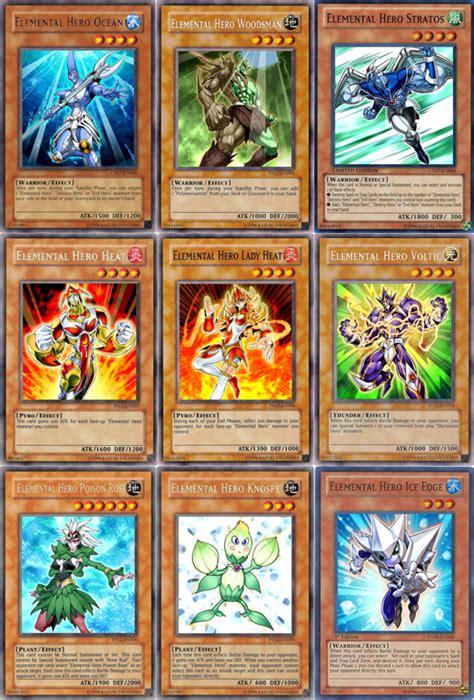 gx elemental heroes by jcxtreem on deviantart