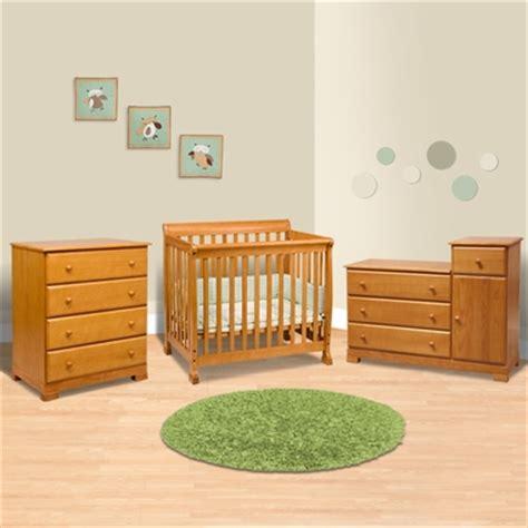 davinci kalani combo dresser honey oak da vinci 3 nursery set kalani mini crib 4 drawer