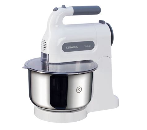 Buy Kenwood Chefette Hm680 Hand Mixer With Bowl White