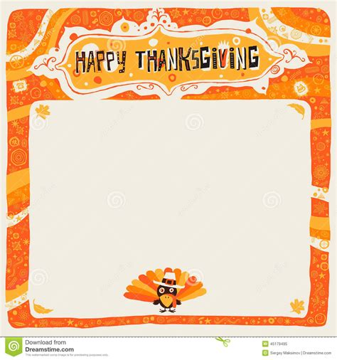 Thanksgivng Dinner Pages Template by Thanksgiving Postcard Templates Happy Easter