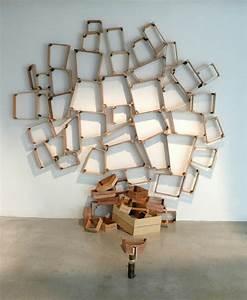 Lampen Für Die Wand : b cherregal f r die wand deutsche dekor 2017 online kaufen ~ Markanthonyermac.com Haus und Dekorationen
