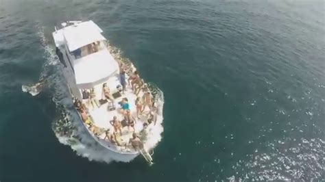 Party Boat Jaco Costa Rica by Party Boat Cruise Jaco Youtube