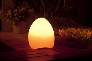 Led Tischleuchte Batterie : 10 batteriebetriebene kabellose design lampen mit akku ~ Markanthonyermac.com Haus und Dekorationen