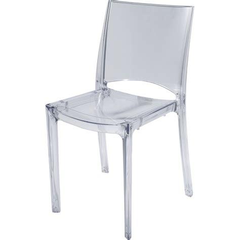 chaise de jardin en polycarbonate transparent leroy merlin