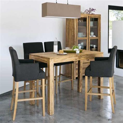 les 25 meilleures id 233 es concernant table haute bar sur table haute bois table de
