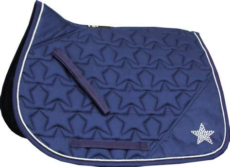 tapis de selle poney avec strass