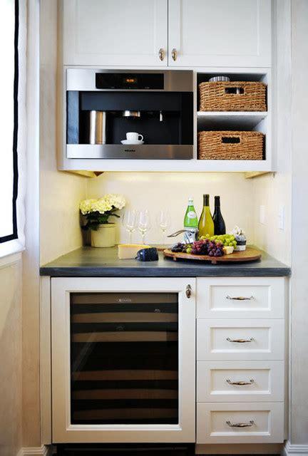 San Francisco Kitchenette   Traditional   Kitchen   San Francisco   by Faiella Design