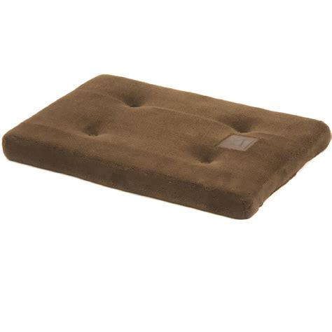 snoozzy bed precision pet snoozzy mattress 3000 chocolate 28 75 quot x18 quot