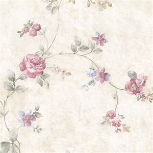 Rosen Kaufen Günstig : vintage rose englische landhaus satintapeten rankende blumen art nr 44420 tapeten ~ Markanthonyermac.com Haus und Dekorationen
