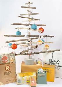 Deko Aus ästen Selber Machen : weihnachtsdeko selber machen weihnachtsbaum aus holz diy anleitung deutsch ~ Markanthonyermac.com Haus und Dekorationen