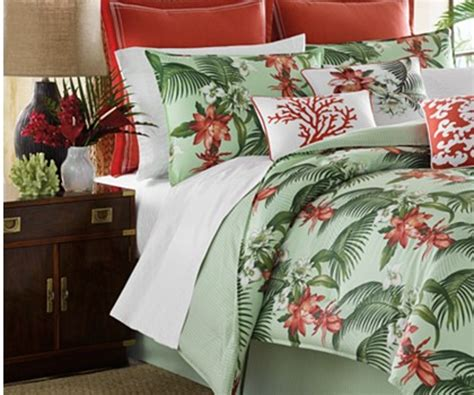 Tropical Print Bedding Selections-bedding Selections