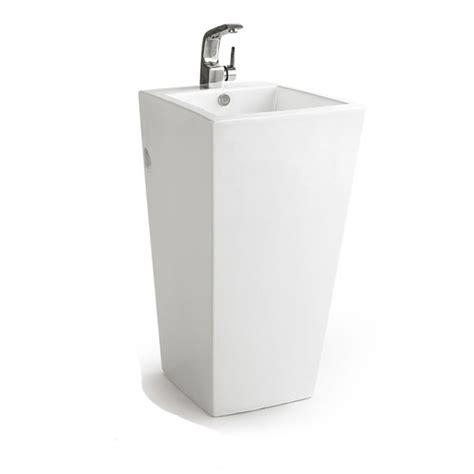 vasque ilot sur ppied en ceramique pas cher en ligne