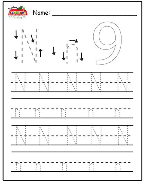 Letter N Activities  Preschool Lesson Plans
