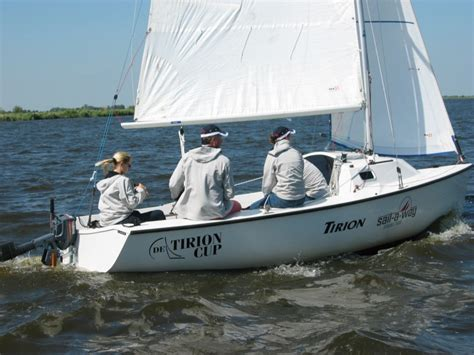 Open Boot Kopen by Tirion 21 Kopen Sail A Way Sneekermeer