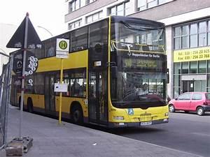 Berlin Mannheim Bus : file berlin omnibus linie 100 doppeldecker jpg wikimedia commons ~ Markanthonyermac.com Haus und Dekorationen