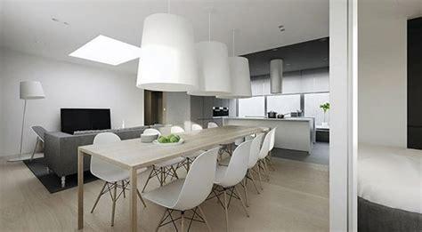 15 Modern Minimalist Dining Room Designs  Home Design Lover