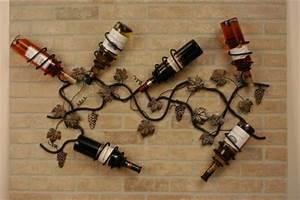 Metall Deko Wand : 33 verbl ffende ideen f r wanddeko aus metall ~ Markanthonyermac.com Haus und Dekorationen