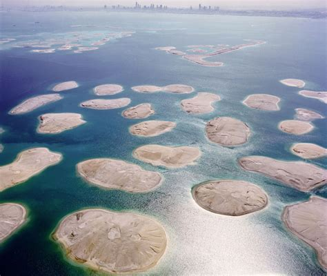 dubai s world of islands is sinking into the sea inhabitat green design innovation