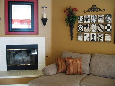 Wall Decor Ideas For Living Room Diy Decorating Ideas Living Rooms Grey Walls Room Furniture That Turns Into A Bed Tiles Design In Wall Older Homes Cheap Gray Sets Groups Sale Country Decor Old World Tuscan