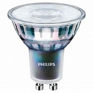 Led Spot Gu10 : philips master mv expertcolor led spotlight gu10 3 9w 2700k 36 degree beam angle ~ Markanthonyermac.com Haus und Dekorationen