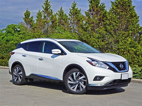 Nissan Announces Us Pricing For 2017 Murano Nissan Autos