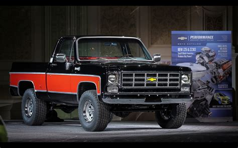 Old Chevy Truck Wallpapers (44+ Images
